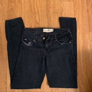 Dark Navy Hollister Jeans